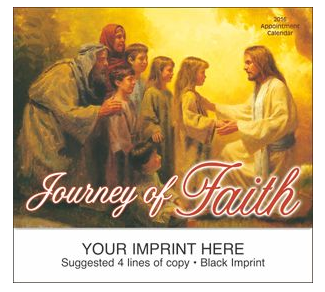 Journey of Faith Calendar